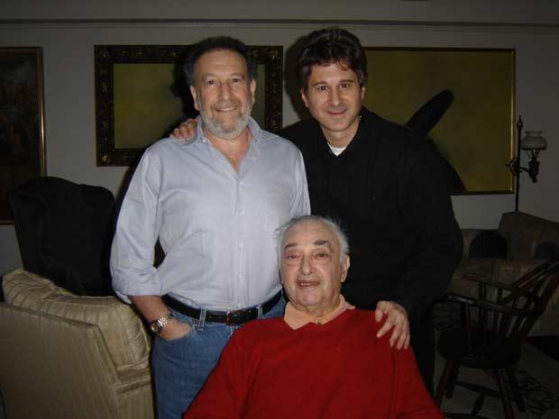 Howard , Jack & me